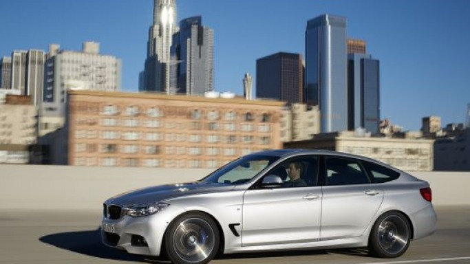 2014 BMW 3 Series Gran Turismo adds an innovative new concept to the BMW 3 Series line-up