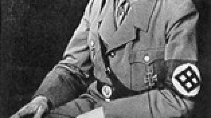 Gun Hitler may have Owned Fetches $140,000 at An Auction