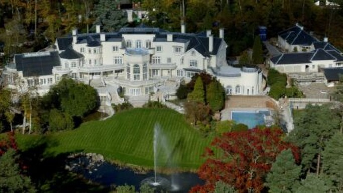 Updown Court: World's Most Expensive Home