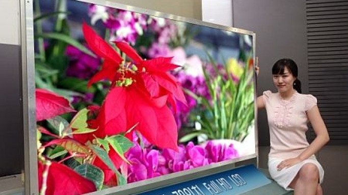 Samsung Electronics Develops First 70-inch LCD HDTV