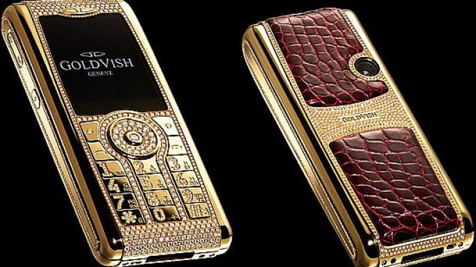 World's most expensive mobile phone reaches Russia
