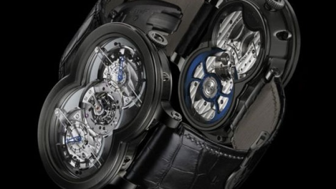 MB&F unveils the 'Final Editions' Horological Machine N°1