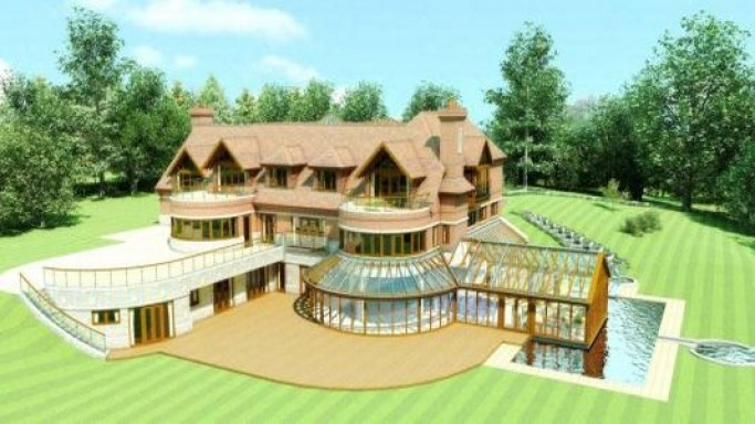 Goldenhill luxury mansion comes complete with nuclear shelter for £7.5 million