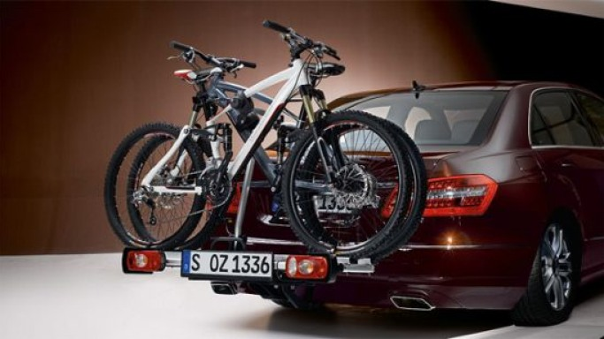 New Mercedes-Benz bicycle range includes a folding bike