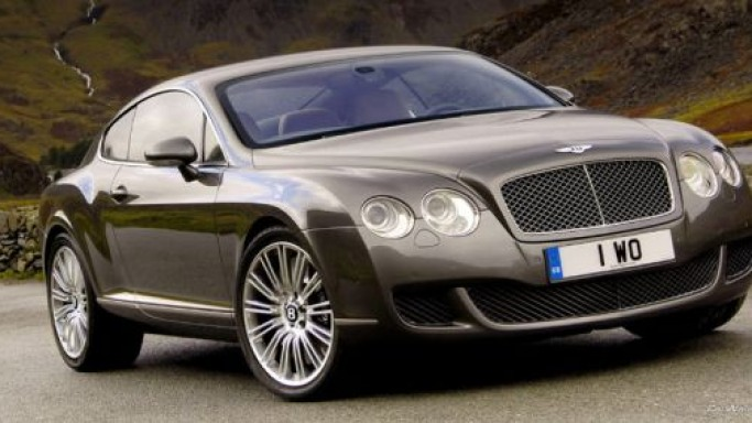Bulgarian Bentley owners in for unwanted attention