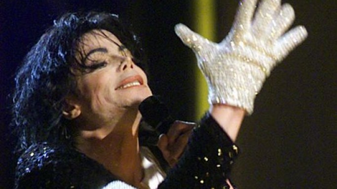 Iconic crystal-encrusted Michael Jackson glove sold