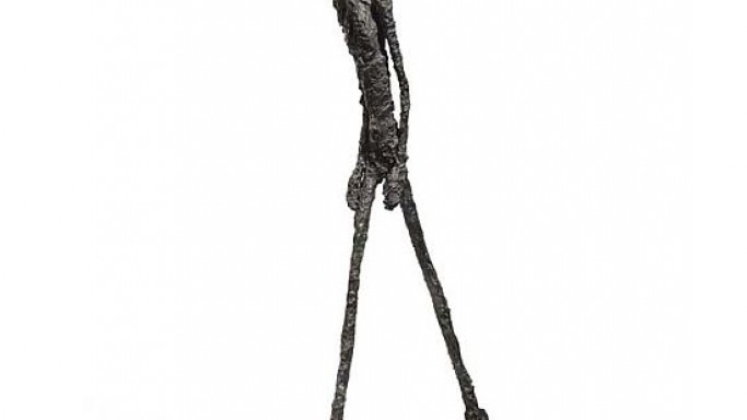 The rare Alberto Giacometti sculpture to go for sale