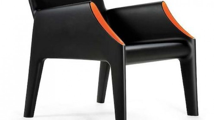 Philipe Starck drills a 'Magic Hole' in latest chair collection