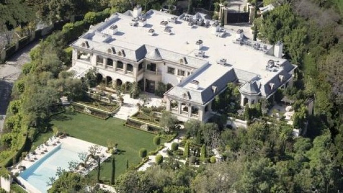 Bel-Air mansion becomes the most expensive U.S. real estate sold in 2010