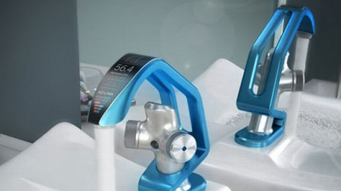 Koolhaus keeps a tight tab on your bathroom's water consumption