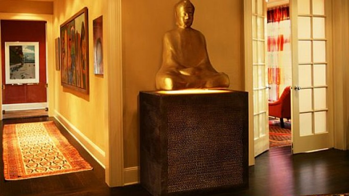 The 23-karat gold Buddha speakers for acoustic nirvana