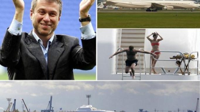 The Filthy Rich: Roman Abramovich