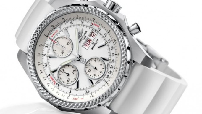 Baselworld 2011: Bentley GT Ice and Bentley GT Racing Ice chronographs