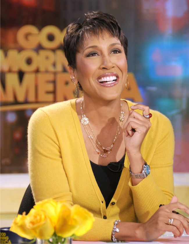 Good Morning America Net Worth : Robin roberts biography net worth quotes wiki assets