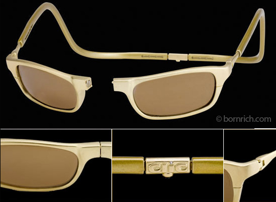 Clic Gold designs world's most expensive eyeglasses for $75k: Exclusive