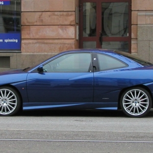 Fiat Coupe 20v Turbo Exterior
