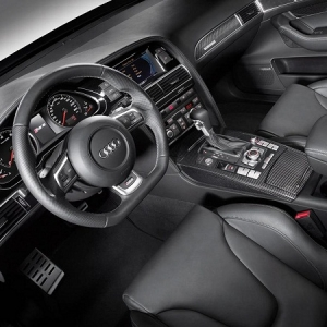 Audi RS6 Plus Interior