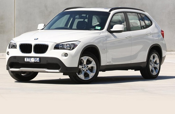 Bmw X1 Mileage Wallpaperscraft