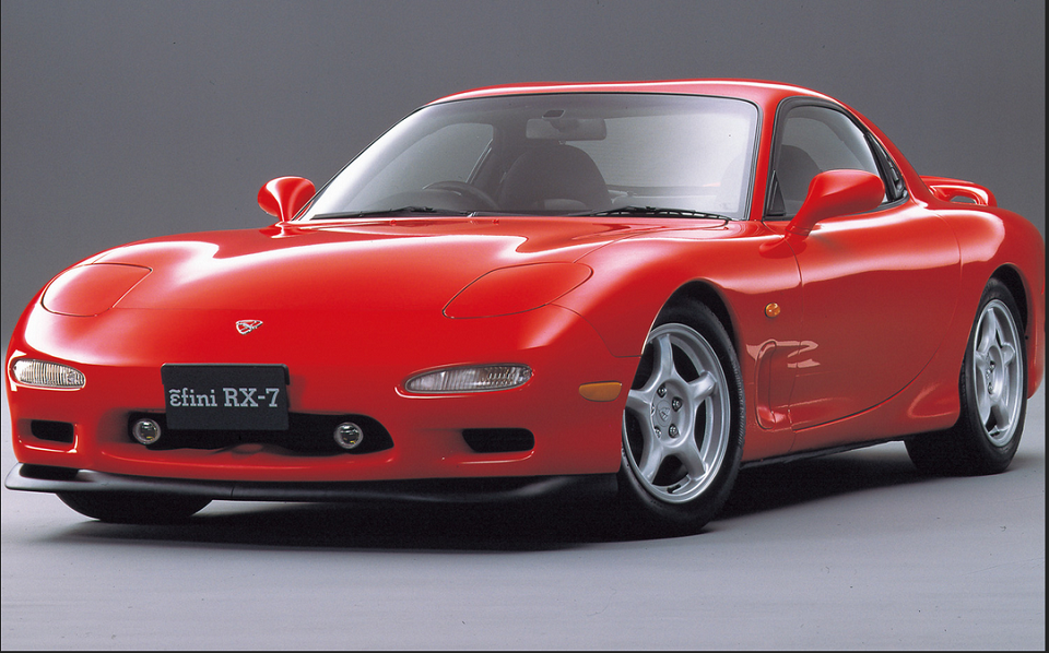 mazda rx 7 bornrich price features luxury factor. Black Bedroom Furniture Sets. Home Design Ideas