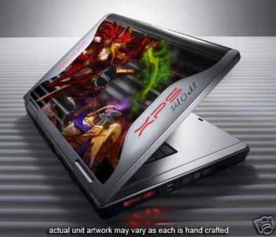 Dell's World of Warcraft Laptops Goes on eBay