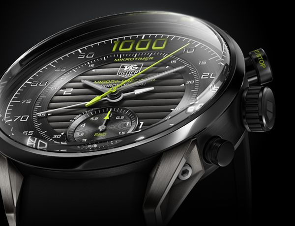BaselWorld 2011: TAG Heuer Mikrotimer Flying 1000 concept chronograph
